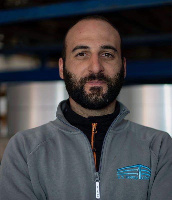 Manuel Castanò - Lattoniere